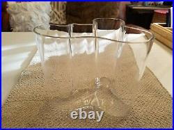 Alvar Aalto vase 3030  IITTALA 6 1/4 Tall Signed