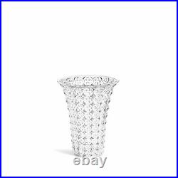 Lalique Crystal Venezia Vase Clear #10295400 Brand Nib French Rare Save$$ F/sh