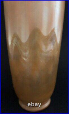 RARE Original L. C. Tiffany 1910s Favrile Glass Cabinet Vase K1097